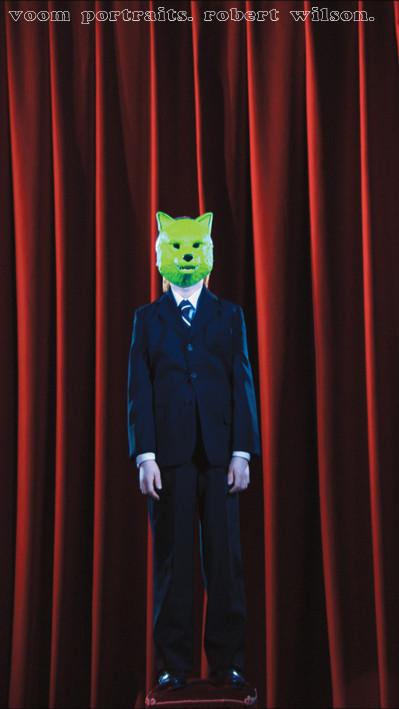 VOOM portraits – Robert Wilson. Изображение № 18.