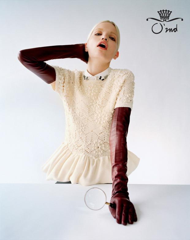 Вышли новые кампании Gucci, Eleven Paris, Forever 21, Moschino и Tomboy. Изображение № 61.