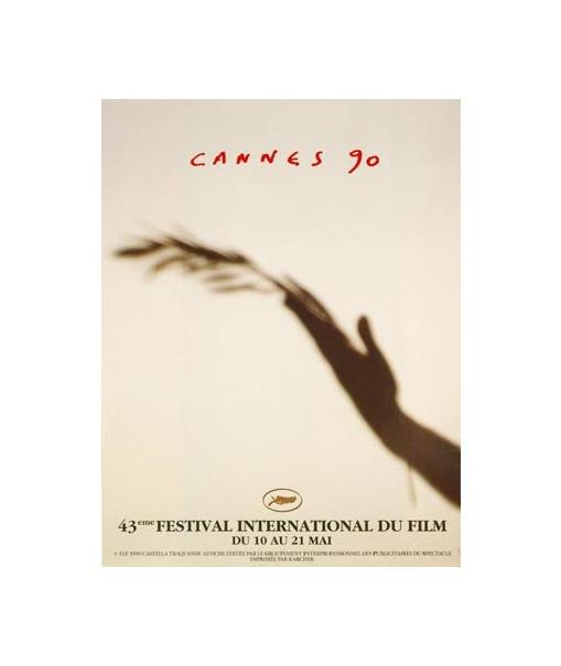 Изображение 43. Постеры: История Каннского кинофестиваля в плакатах.. Изображение № 22.