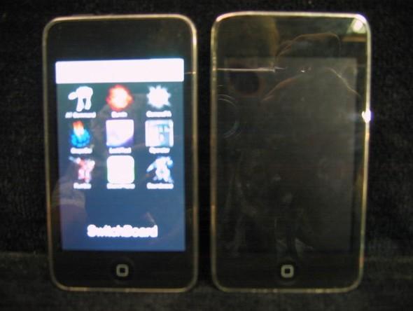 На eBay появились прототипы iPod Touch с камерой. Изображение № 5.