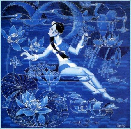 Cunde Wang волшебная этника. Изображение № 3.