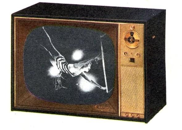 Телевизоры 1960х годов. Изображение № 24.