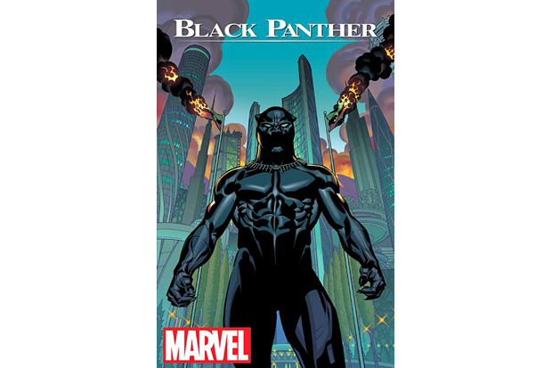 Новый комикс о Чёрной пантере напишет Та-Нехиси Коутс. Изображение № 1.