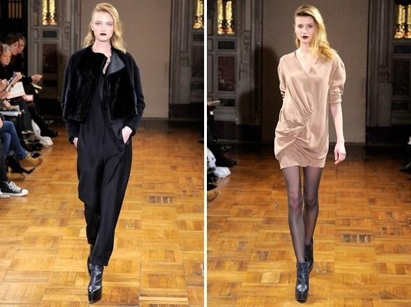 Изображение 12. Показы на Paris Fashion Week FW 2011: день 2.. Изображение № 2.