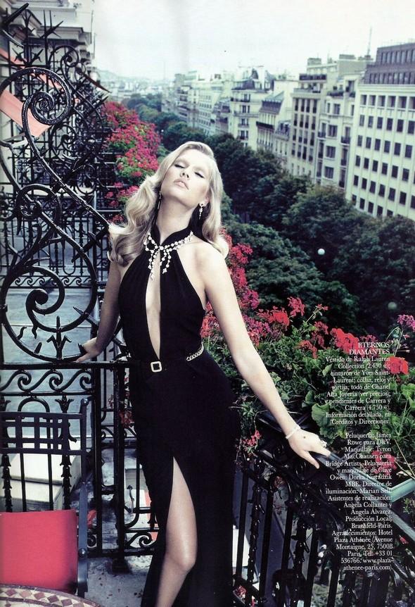 Съемка: Тони Гаррн и Клайв Оуэн для Vogue. Изображение № 12.