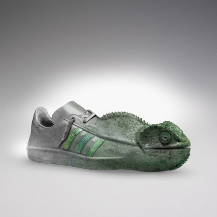 Adidas иFritz Traumer потрясая воображение. Изображение № 4.