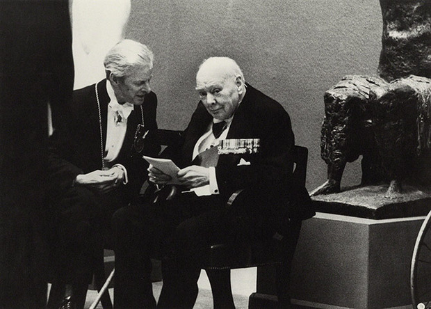 Уинстон Черчилль. Изображение № 2.
