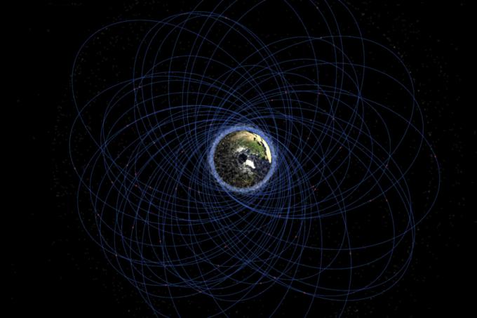 микроспутники, которые вывели ракетами Ariane 5. Изображение № 3.