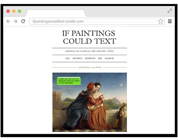 10 блогов, которые переосмысляют искусство. Изображение № 2.
