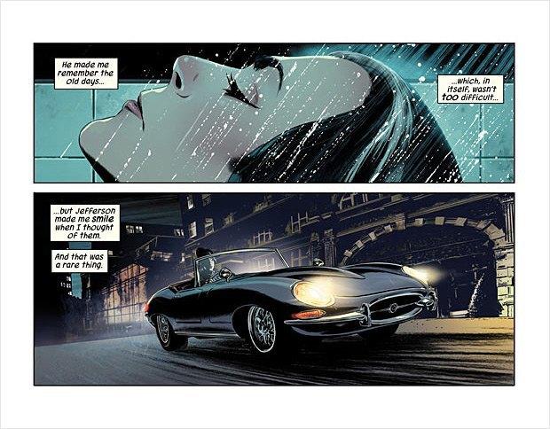 Что читать: 10 новых комиксов. Изображение № 12.