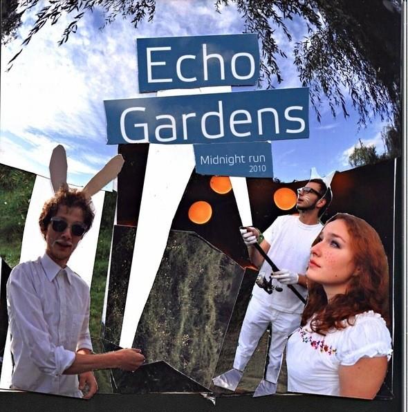 Echo Gardens - Wait For More. Изображение № 2.