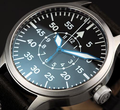 Steinhart Nav B-Uhr automatik. 360 EUR (19% VAT incl.). Изображение № 41.