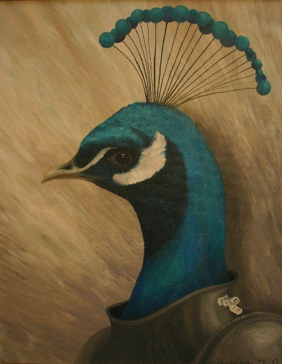 Птицы Мацкявичуса. Изображение № 14.