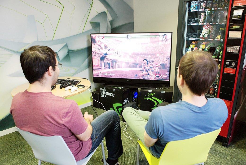 Где работают создатели процессоров Nvidia. Изображение № 26.