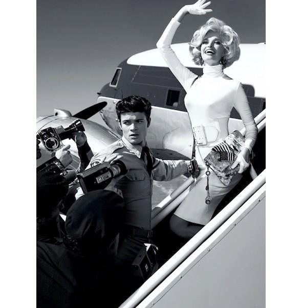 Изображение 75. Рекламные кампании: Chanel, Donna Karan, Stella McCartney и другие.. Изображение № 74.