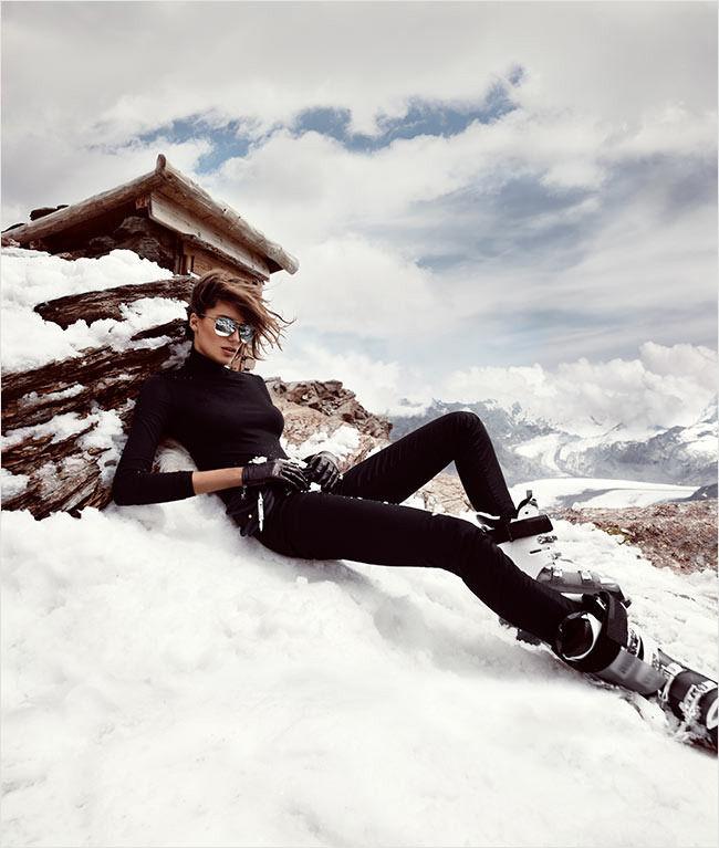 Вышли праздничные кампании Asos, H&M, Kira Plastinina и других марок. Изображение № 7.