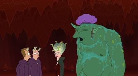 Футурама Игра Бендера Futurama Bender's Game. Изображение № 4.