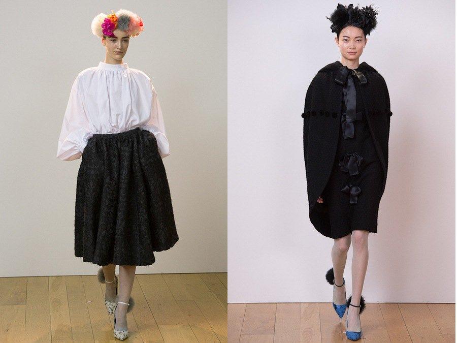 Неделя моды в Лондоне:  День 1. Изображение № 1.