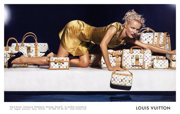 Архивная съёмка: Мерт и Маркус для Louis Vuitton SS 2003. Изображение № 9.