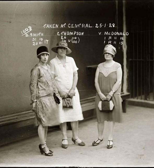 Фотографии американских гангстеров начала 20 века. Изображение № 2.