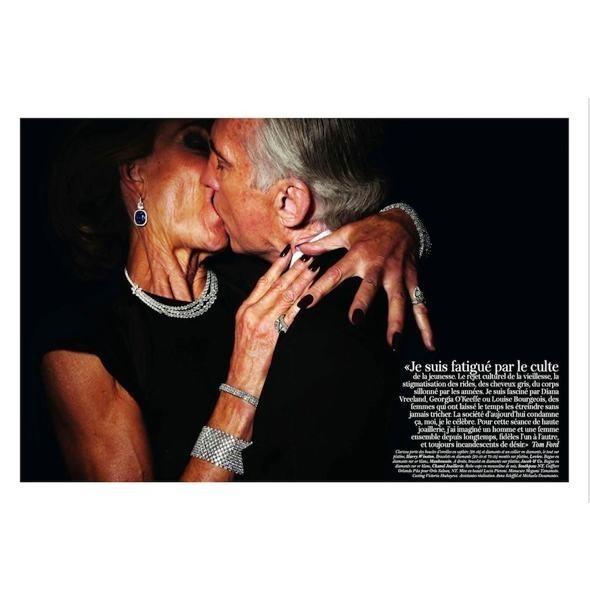 Гид по новому номеру французского Vogue под редакцией Тома Форда. Изображение № 22.