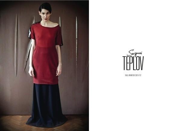 Изображение 13. Serguei Teplov FW 2011/12 look book.. Изображение № 13.