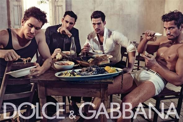 Dolce & Gabbana SS 2010. Изображение № 4.