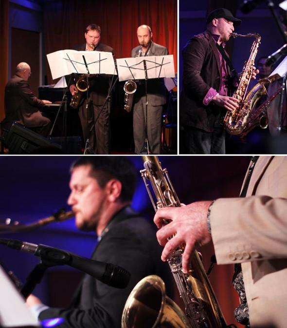 В Brilliant Jazz Club состоялся концерт, посвященный саксофону. Изображение № 1.