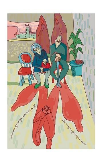 Проекты Таис Золотковской: проза&открытки. Изображение № 11.