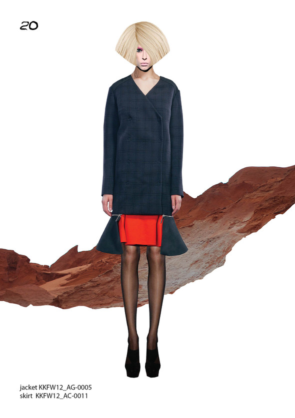 Kamenskayakononova, fall/winter 2012-13. Изображение № 19.