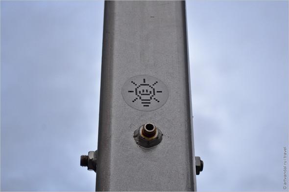 Стрит-арт и граффити Амстердама, Нидерланды. Изображение № 19.