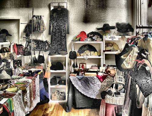 Vintage Fashion Fair. Изображение № 2.