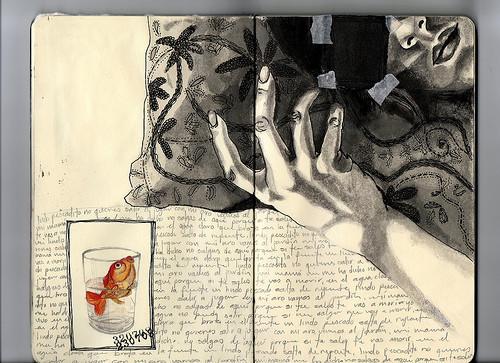 Мексиканская художница ERIKA KUHN. Изображение № 10.