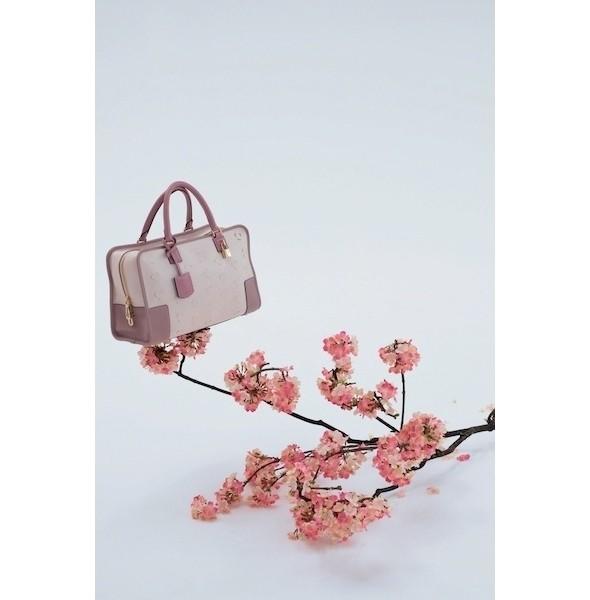 Изображение 9. Лукбук: Loewe Cherry Blossom.. Изображение № 9.