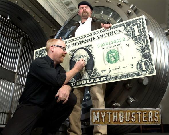 MythBusters. Новые серии иистория. Изображение № 6.