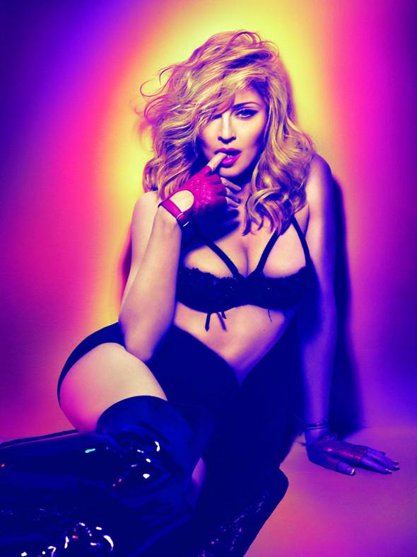 Мадонна (Madonna) Фотосессия для альбома MDNA (2012). Изображение № 4.
