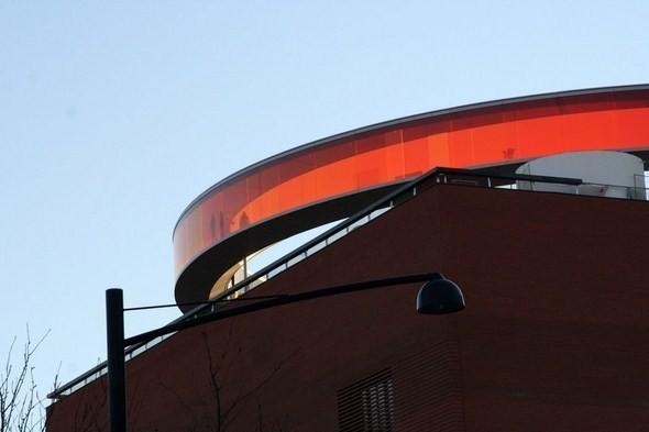Изображение 10. Архитектурное бюро Olafur Eliasson придумало радужную панораму.. Изображение № 10.
