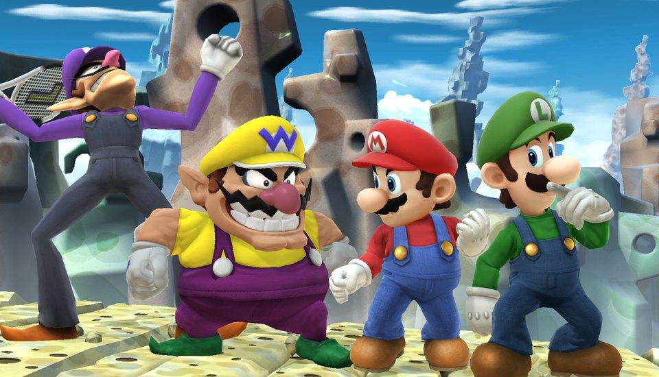 Пять взрослых мужчин устраивают драку с Пикачу, Марио и Соником. Изображение № 23.