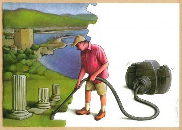 Изображение 13. Карикатурист Pawel Kuczynski.. Изображение № 13.