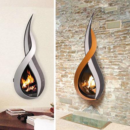 Настоящий огонь у вас дома. 12 вариантов каминов в жилых помещениях. Изображение № 6.