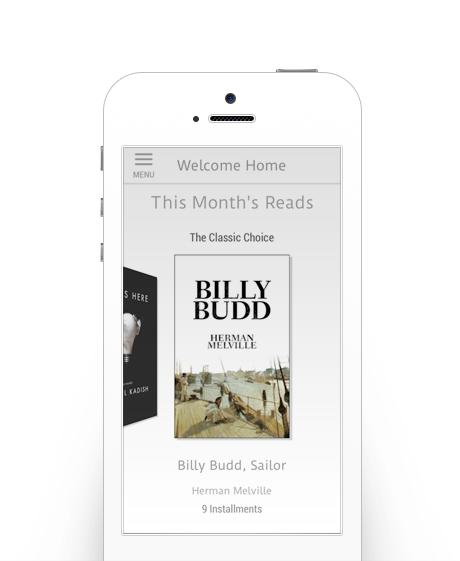 Как приложение Rooster возвращает нам время на чтение. Изображение № 6.