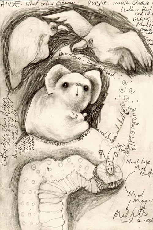Изображение 55. Сказки на ночь от Лизы Эванс (Lisa Evans).. Изображение № 68.
