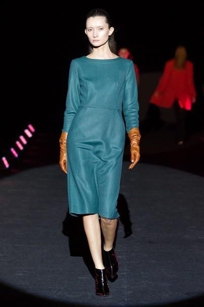 Изображение 13. Volvo Fashion Week. День 2. Cyrille Gassiline FW 2011.. Изображение № 11.