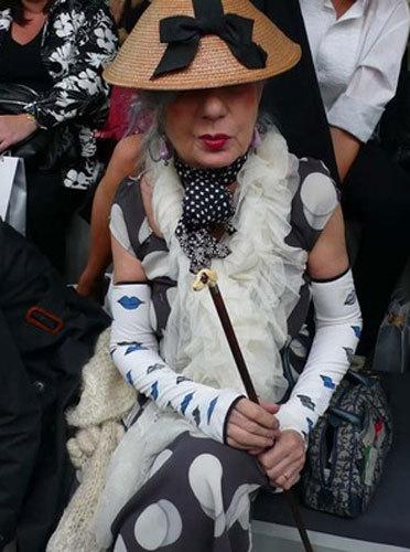 Анна Пьяджи. Модный гардероб. Изображение № 66.