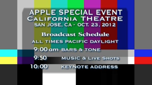 Презентация нового iPad. Изображение № 1.