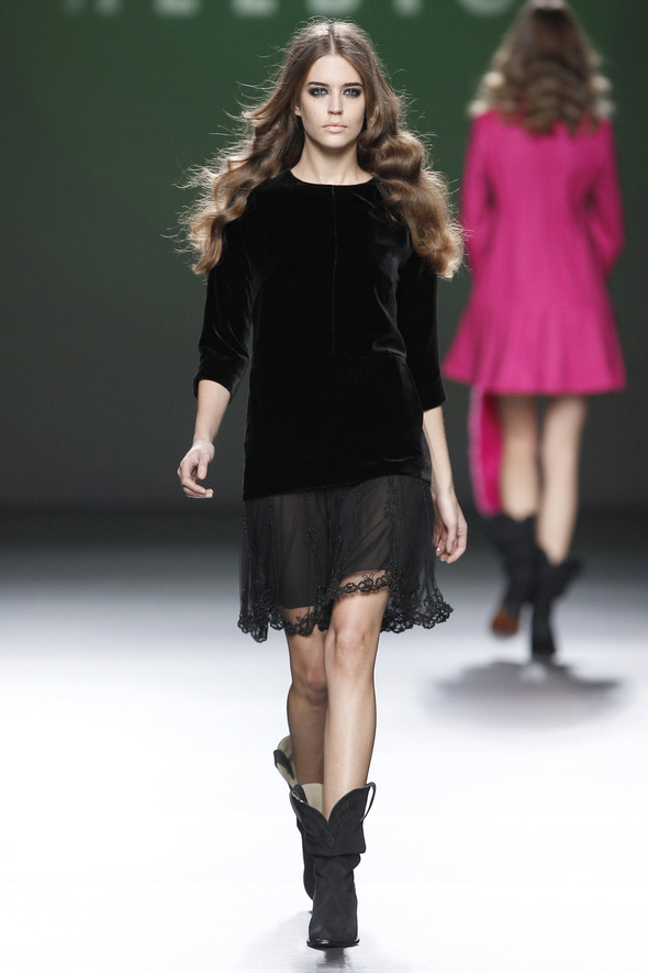 Madrid Fashion Week A/W 2012: Teresa Helbig. Изображение № 12.