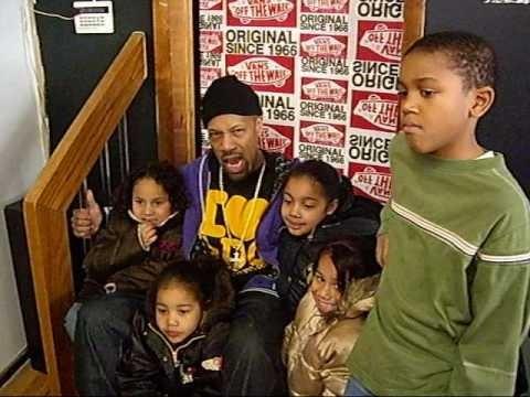 Method Man записался в цирюльники. Изображение № 1.