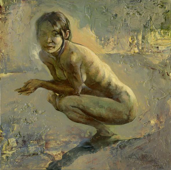 Картины маслом отКента Уильямса (Kent Williams). Изображение № 34.