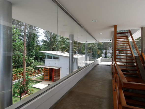 Красивые дома: Дом Павильоны в Бангалоре. Изображение № 12.