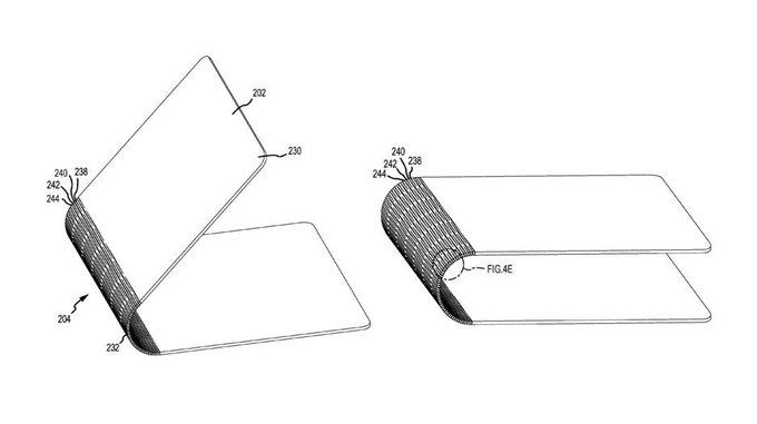 Apple предложила новую конструкцию ноутбука. Изображение № 1.